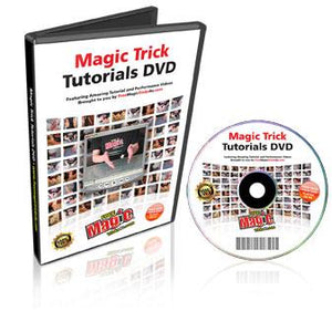Magic Tutorial DVD 1.0