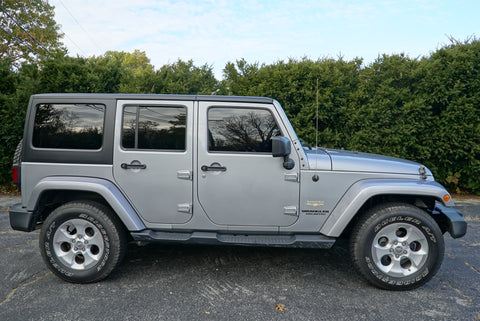 2015 Jeep Wrangler Unlimited Sahara FL742666