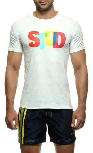 STUD - Feeka T-shirt, shirts, STUD - Johnny Beach