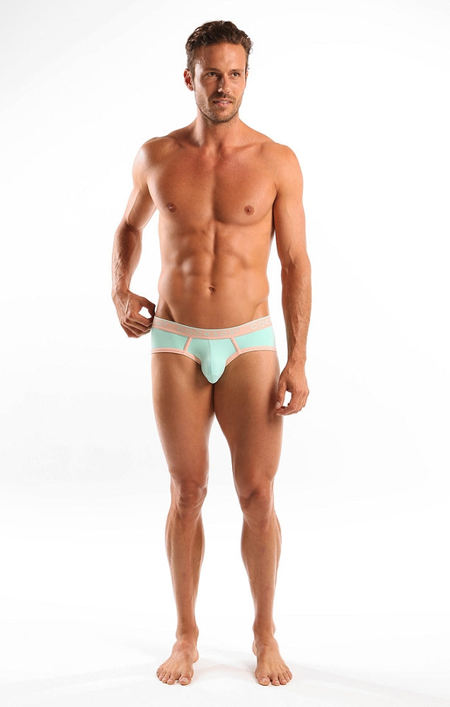 Cocksox - Sports Brief - Lush Green, Underwear, Cocksox - Johnny Beach