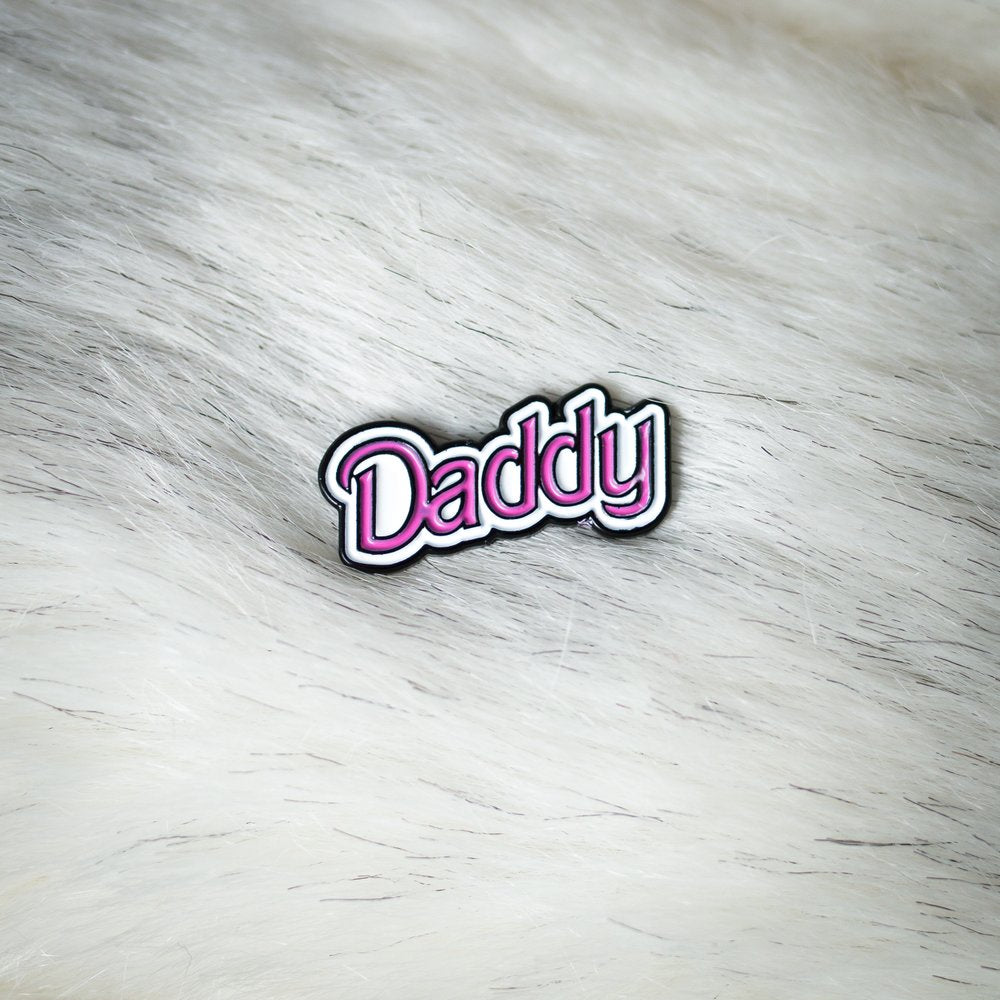 Pins By Dean - Daddy Pin