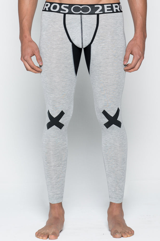 2EROS - X Series Leggings - Grey Marle