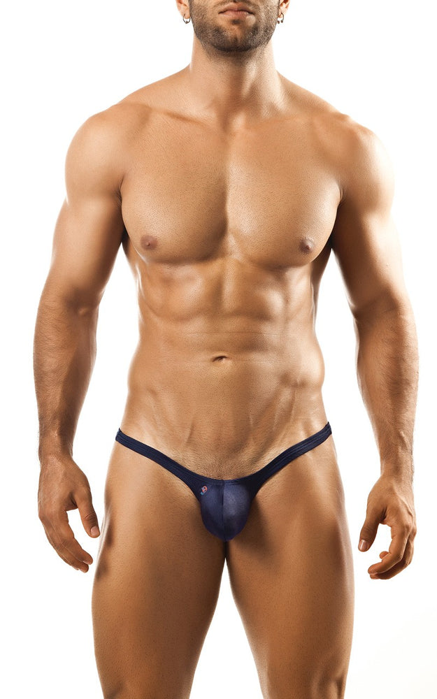 Joe Snyder - Bulge Thong - Navy