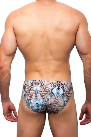 Joe Snyder - Full Bulge Bikini - Snake, Underwear, Joe Snyder - Johnny Beach