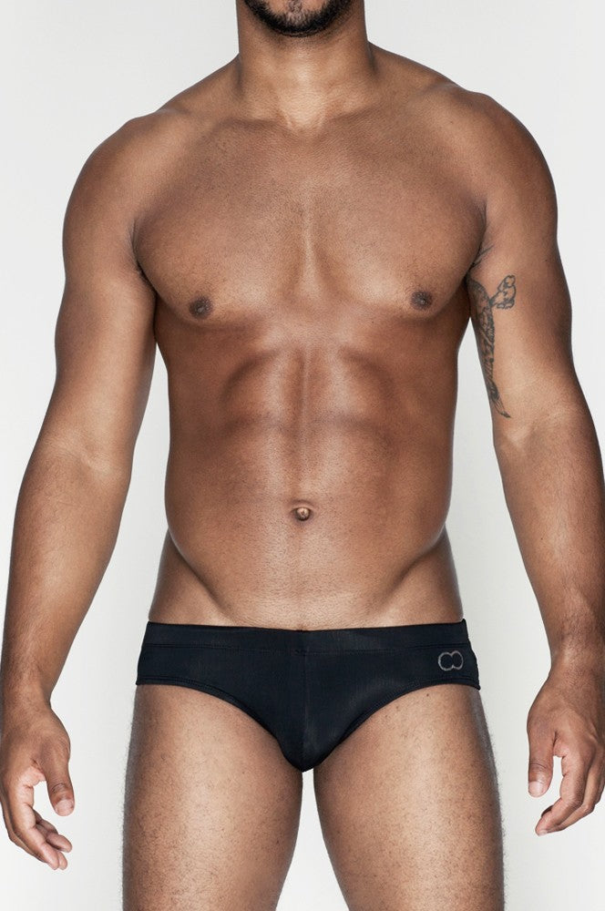 2EROS - Icon Swimwear - Black, Swimwear, 2eros - Johnny Beach