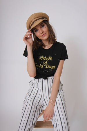 Made of Dust Tee by Elison Rd.