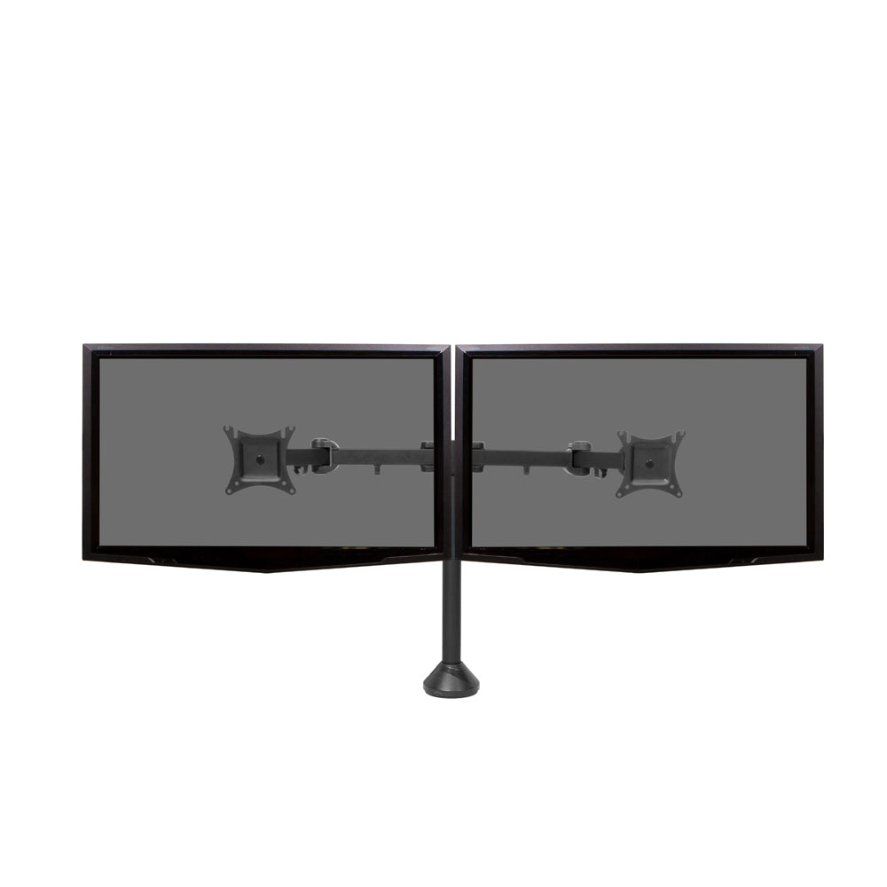 SD12 Dual Monitor Desktop Mount