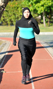 Track and Field Hijab