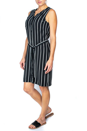 Angie - Stripe Dress