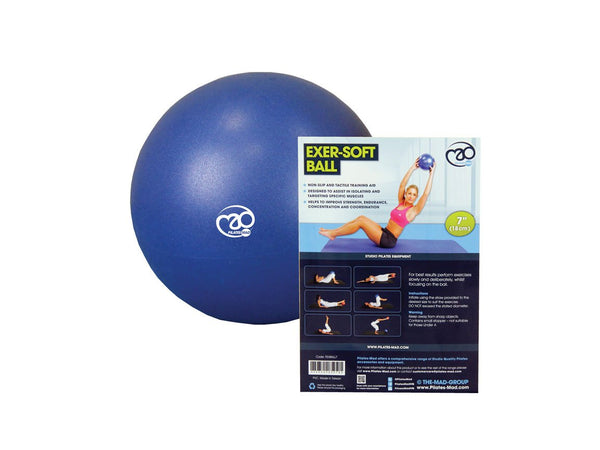 "7"" Soft Pilates Ball"