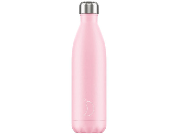 CHILLY'S BOTTLE 750ml PINK PASTEL EDITION