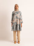 NADORA TUNIC ICE BLUE