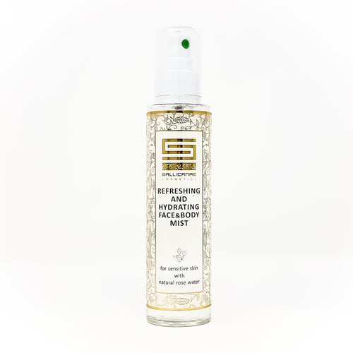REFRESHING AND HYDRATING FACE & BODY MIST