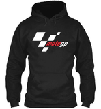 MotoGP Motorcycle Racing Hoodies MotoGP Black Hoodie Official
