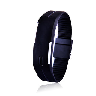 Led watch women sport men's watches relogio feminino erkek kol saati simple watches for men kids running Bracelet clock