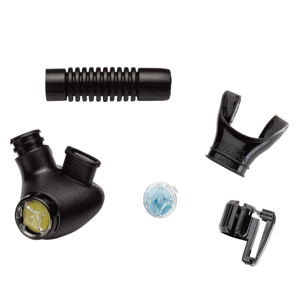 Riffe Stable Snorkel Parts