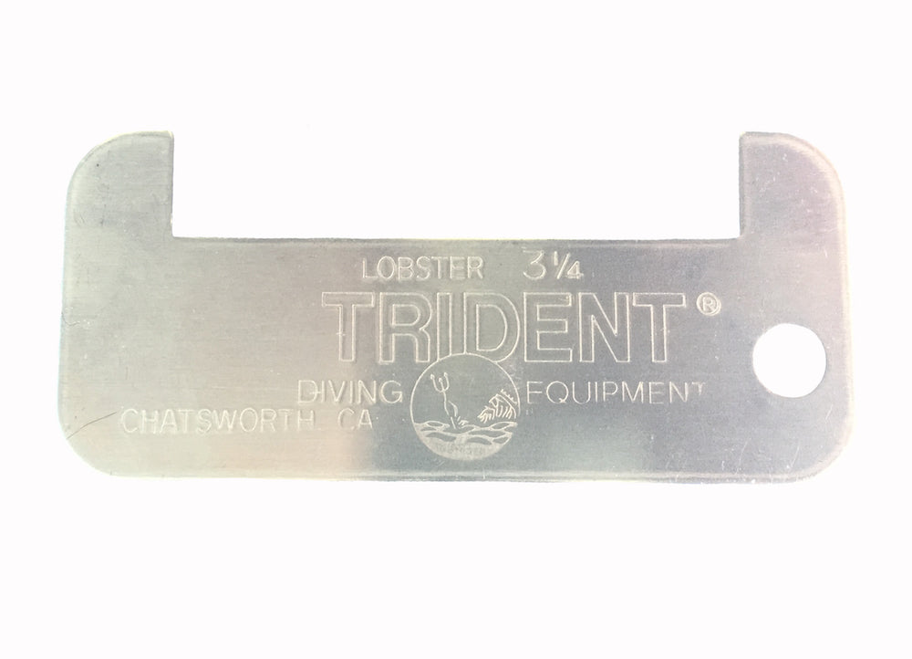 Trident Lobster Gauge (California)