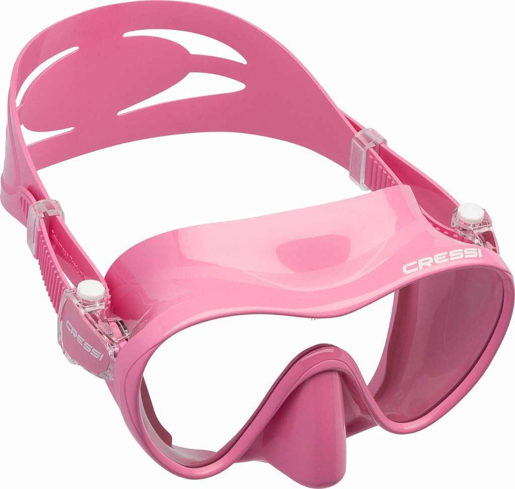 Cressi F1 Mini Frameless Mask - Youth - Pink