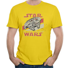 Tee Shirt Star Wars The Force Awakens VII Starwars Tees Fashion Style Homme - At-Home Group