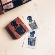Stationery Rubber Stamps