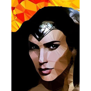 Wonder Woman #2 by Baiba Auria - signed art print - Egoiste Gallery