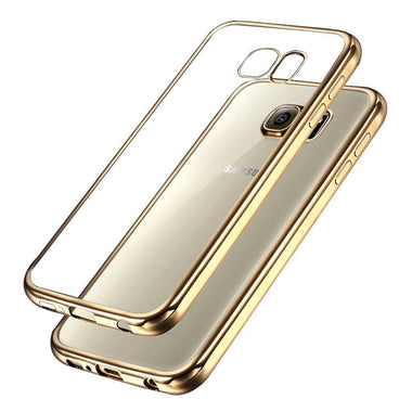Ultra Thin Anti-shock Case For Samsung Galaxy S6 / S6 Edge - Visibee