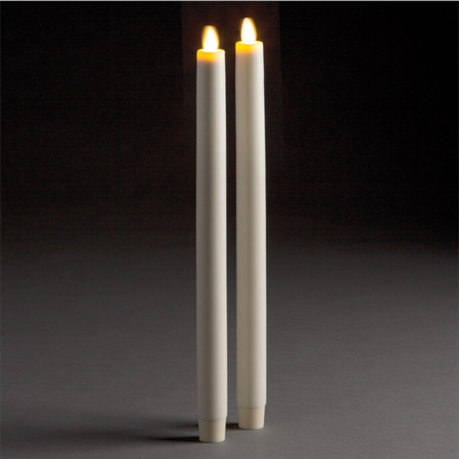 Lightli Moving Flame Indoor Tapers 12.5