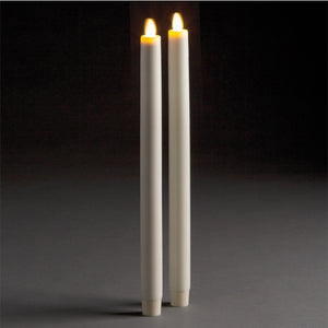 Lightli Moving Flame Indoor Tapers 12.5"