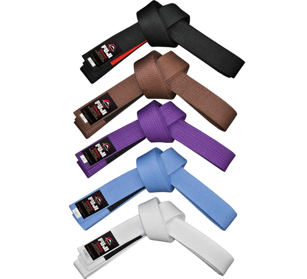Jiu Jitsu Adult Belts