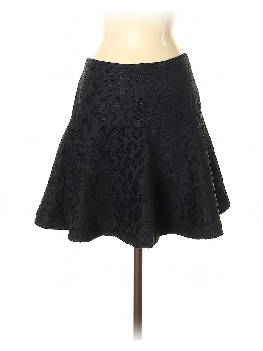 Free People Animal Print Skirt (0)