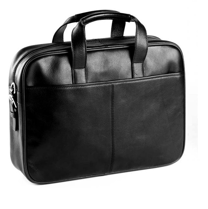 Leather 2-Handle  Briefcase