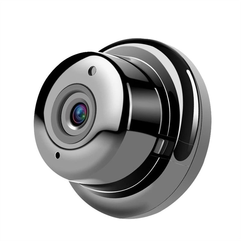 720P Mini Wireless Night Vision IP Camera with Wide Angle Viewing and Motion Detection