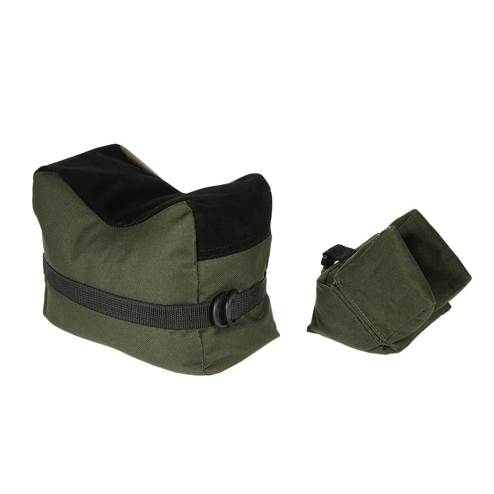 Front & Rear Shooting Bench Rest Bags Rest Range Target Bench Unfilled Stand Hunting Tactical Accessories