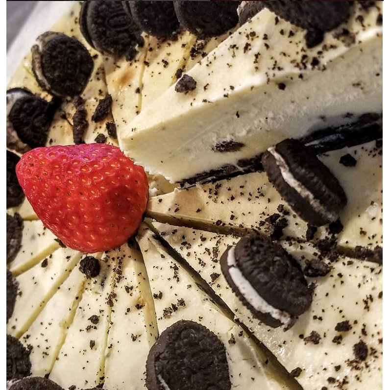 Milk River Oreo Cheesecake