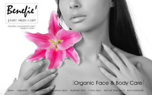 benefie' cosmetic natural beauty care products