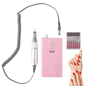 Rechargeable Benefie' Professional Nail Drill Machine 30000RMP/30WATTS