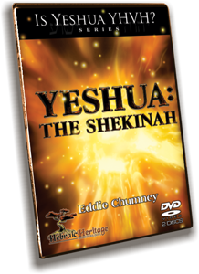 Yeshua: The Shekinah (Is Yeshua YHVH? Series)