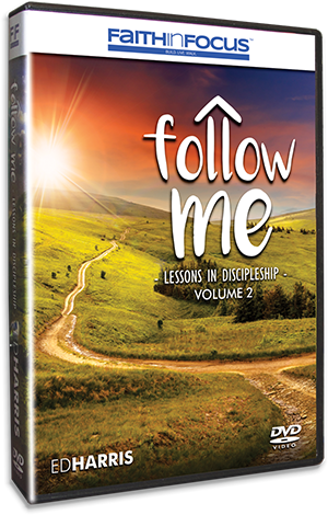 Follow Me - Lessons in Discipleship VOLUME 2