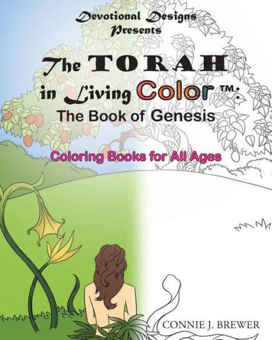 The Torah in Living Color - Genesis