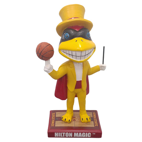 Iowa State Hilton Magic Bobblehead