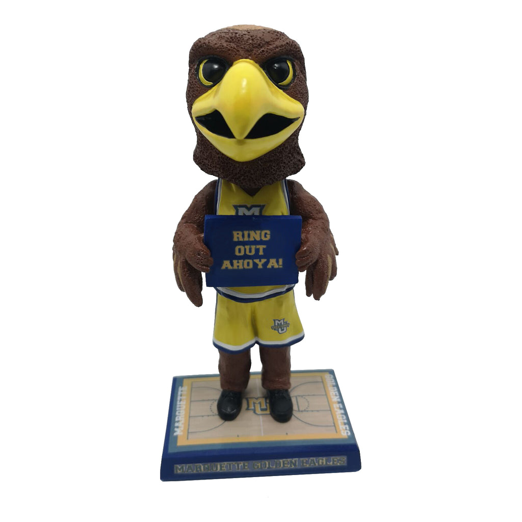 Marquette Ring Out Ahoya Bobblehead