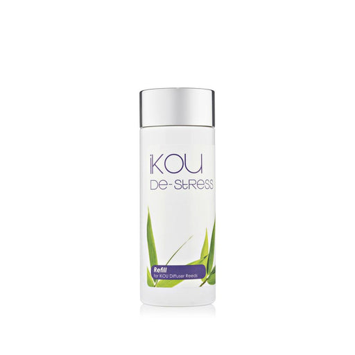 iKOU ECO-LUXURY REED DIFFUSER REFILL 125ML - DE-STRESS
