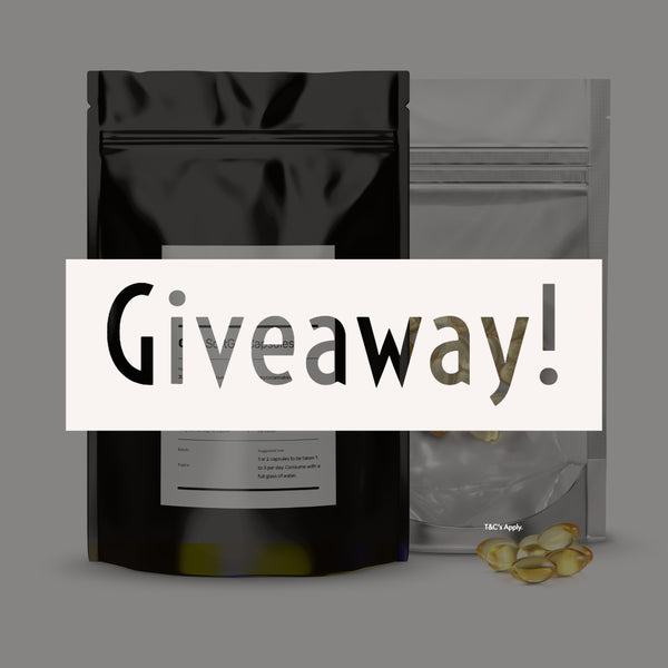 10mg Capsule Giveaway!