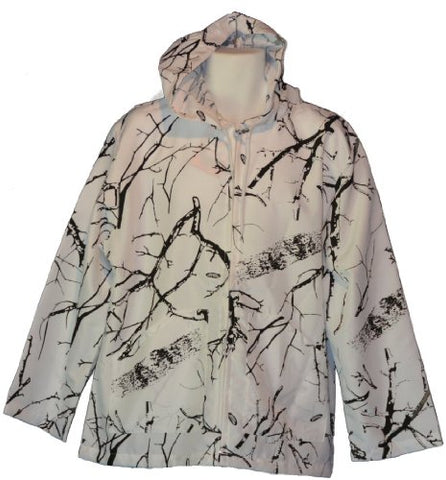 Trailcrest Men's Coverup Jacket Medium Snow Camouflage