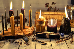How to Use Candle Magick to Manifest Your Desires