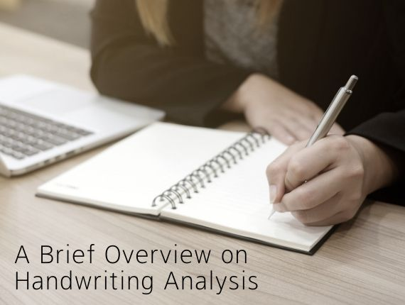 A Brief Overview on Handwriting Analysis
