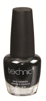 Technic Nail Varnish - Black Velvet