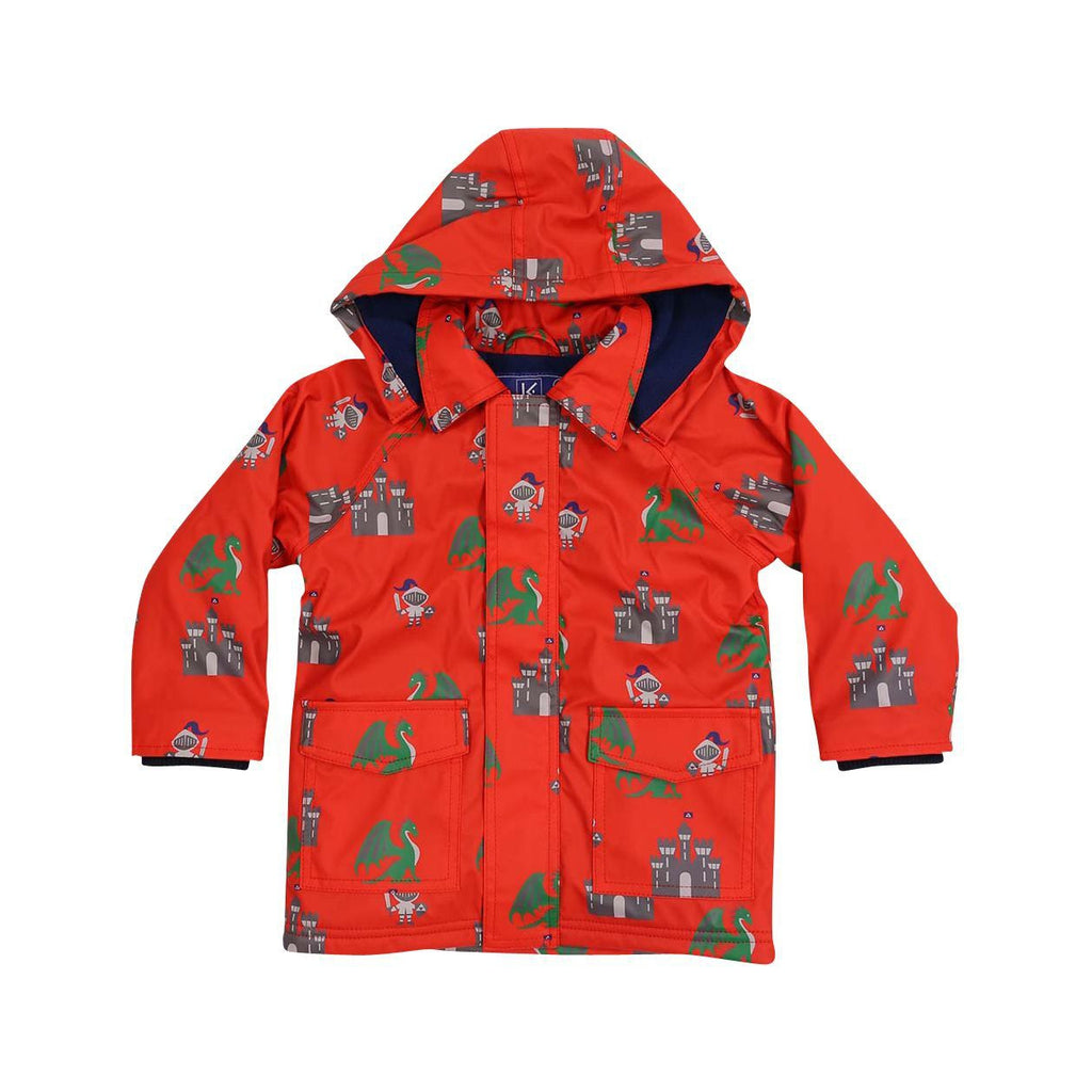A1348R Rainwear Knights and Dragons-Rain Wear-Korango