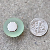 Glass Gem Magnets - Going Green - TheRubbishRevival