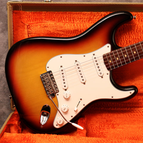2001 Fender Custom Shop 1960 Stratocaster NOS, Sunburst